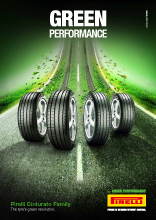 Green Performance Tyres